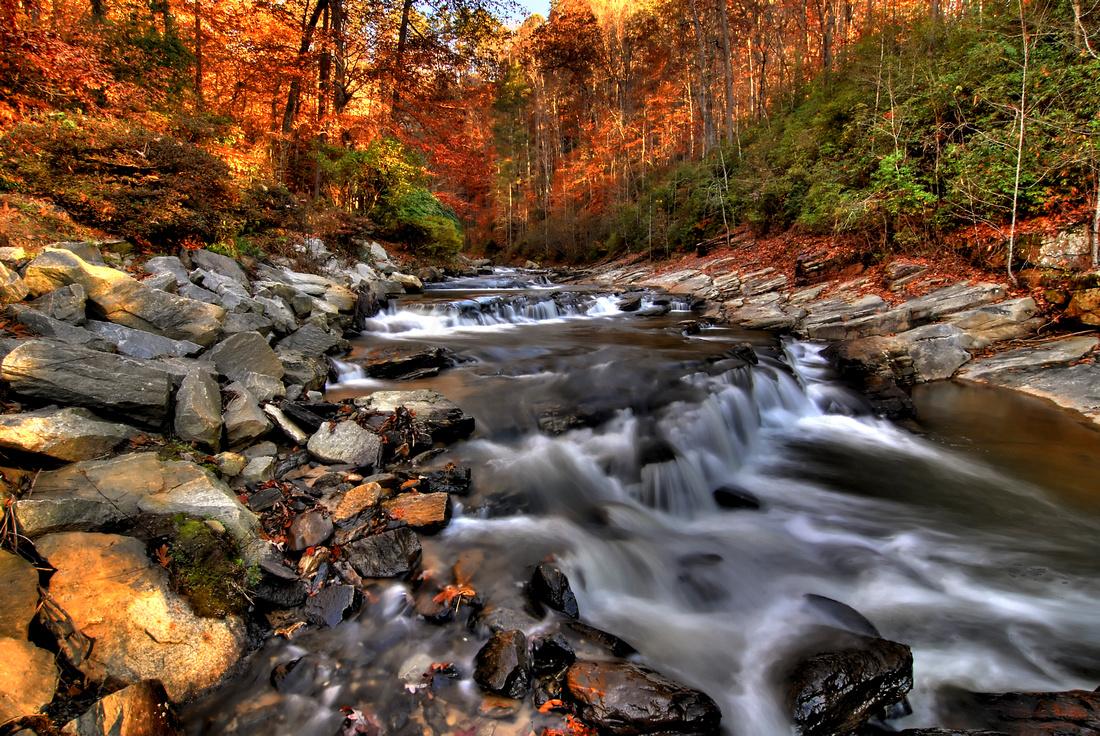 Toccoa Falls Approach