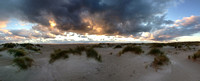 Danish Dune Sunset
