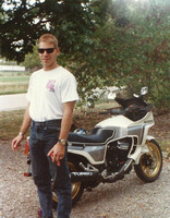 CX500Turbo Test Ride, 29 Aug 1993